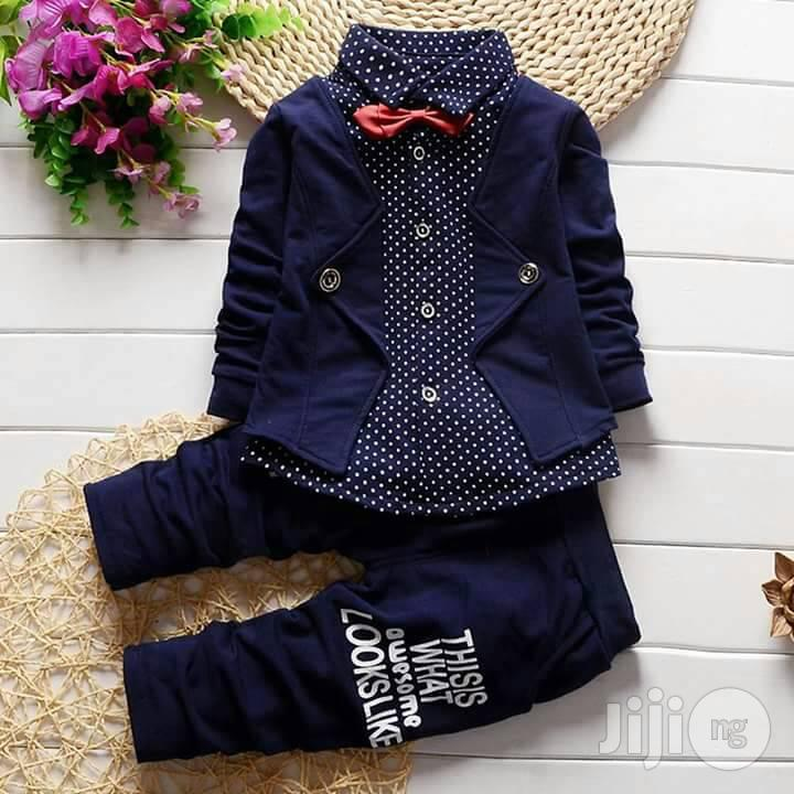 Cute Set For Boys | Children's Clothing for sale in Kubwa, Abuja (FCT) State, Nigeria