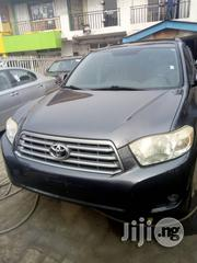 Toyota Highlander 2008 Gray | Cars for sale in Lagos State, Maryland