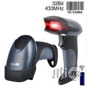 Wireless Barcode Scanner Reader Handheld 32bit | Store Equipment for sale in Lagos State, Ikeja