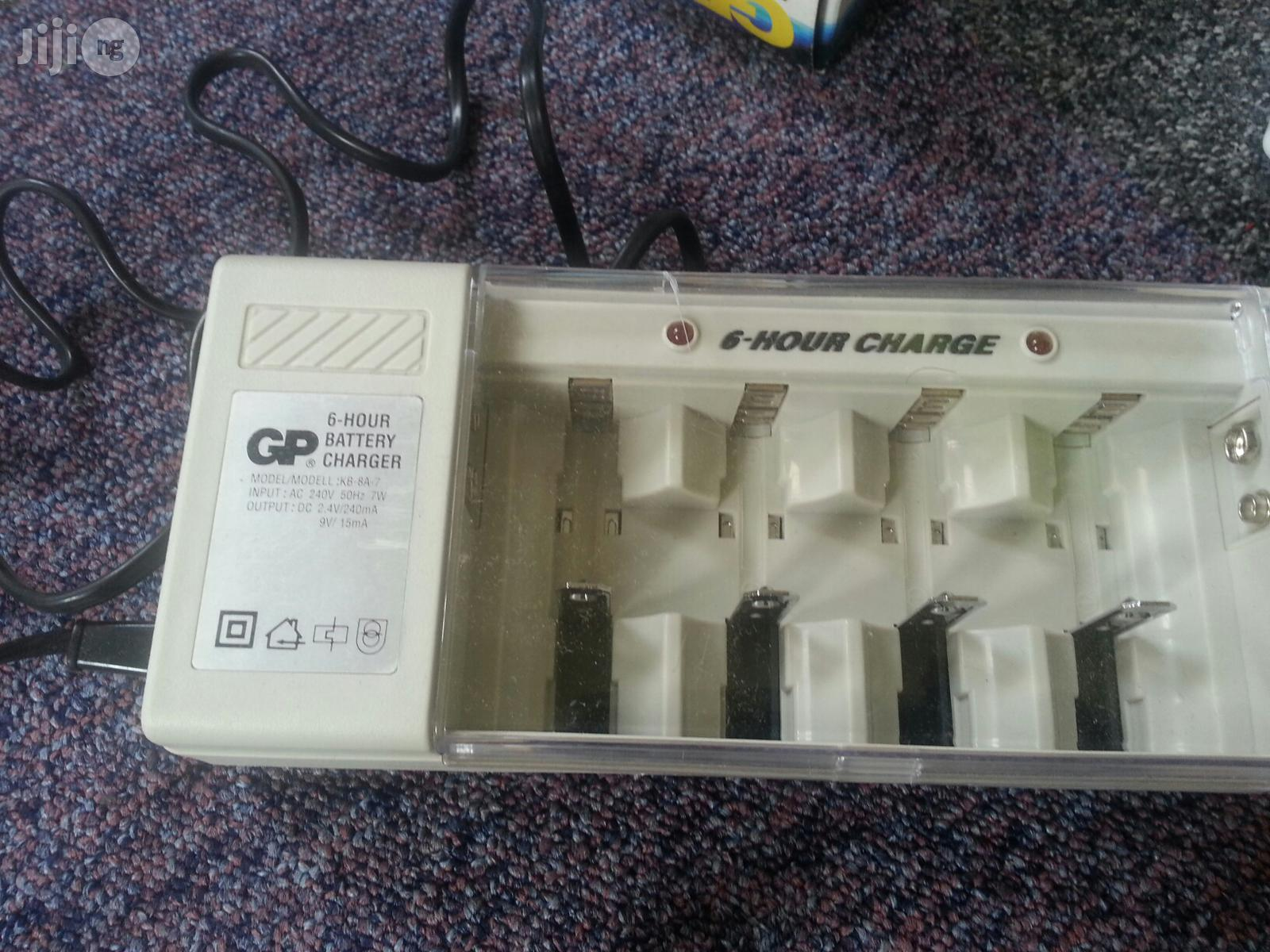 Battery Charger | Vehicle Parts & Accessories for sale in Surulere, Lagos State, Nigeria