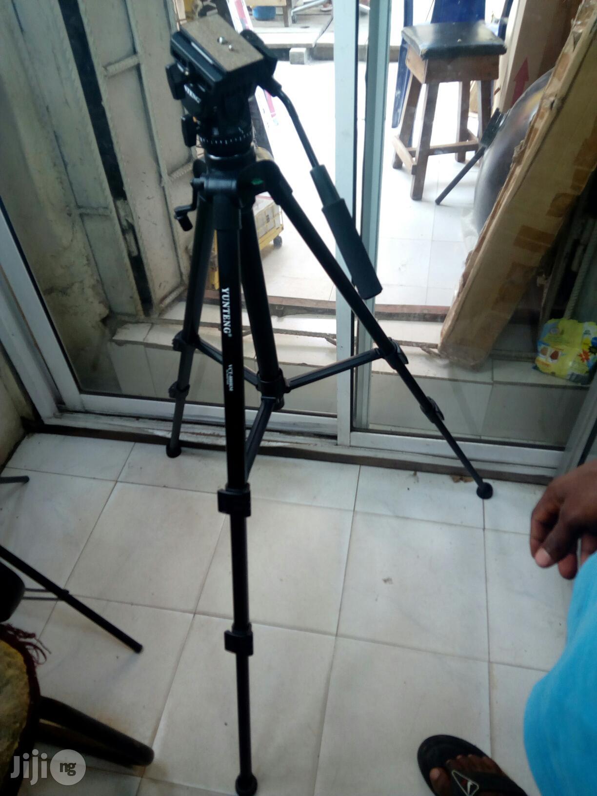 Archive: Yunteng Video Camera Tripod