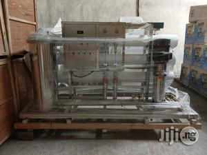 High Capacity Reverse Osmosis Water Filtration System 5000LPH | Manufacturing Equipment for sale in Rivers State, Port-Harcourt