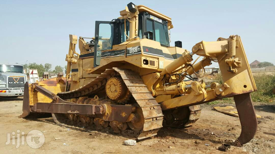 CAT D8R Bulldozer for Sale | Heavy Equipment for sale in Bwari, Abuja (FCT) State, Nigeria