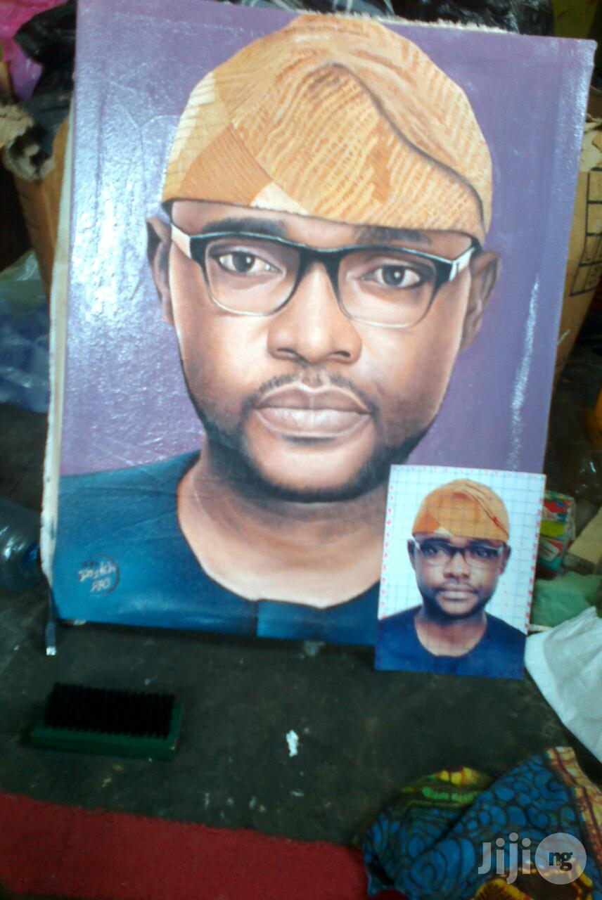 Portrait Painting | Photography & Video Services for sale in Epe, Lagos State, Nigeria