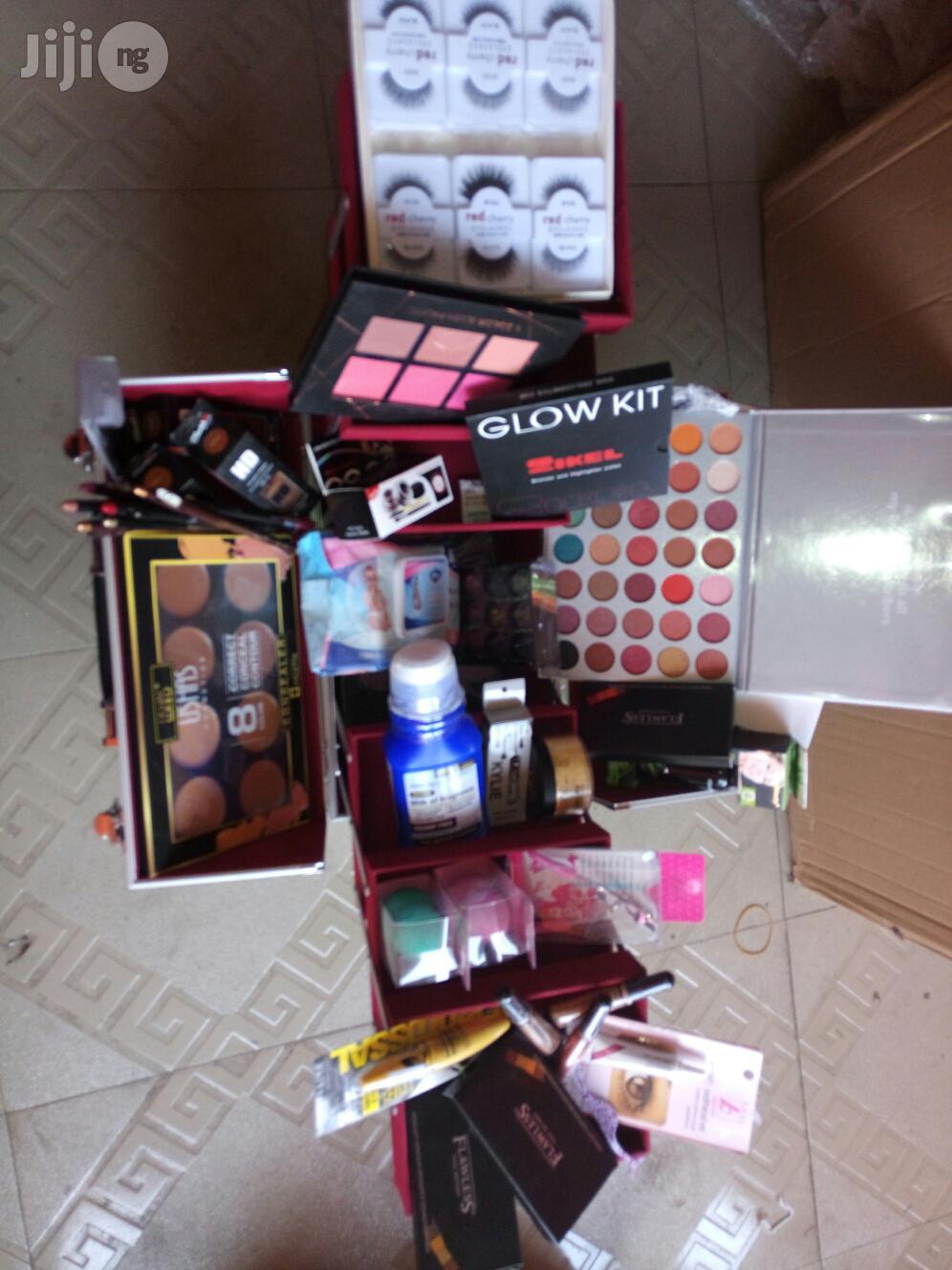 Makeup Full Kit