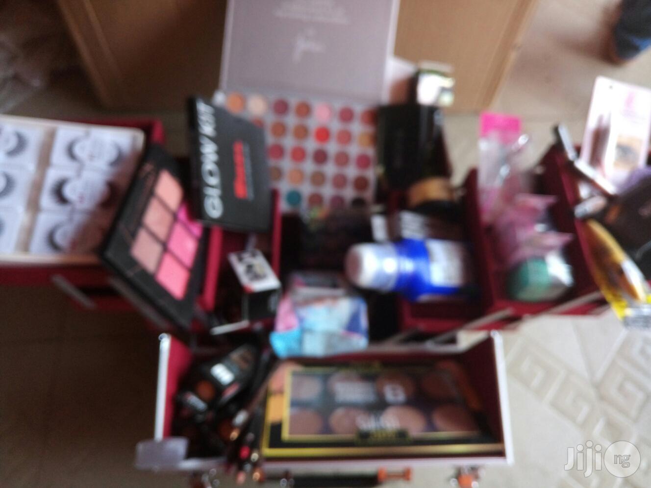 Makeup Full Kit | Makeup for sale in Amuwo-Odofin, Lagos State, Nigeria