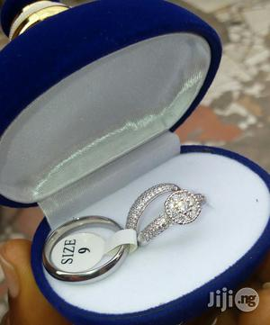 Romanina Silver Wedding Rings | Wedding Wear & Accessories for sale in Lagos State, Victoria Island