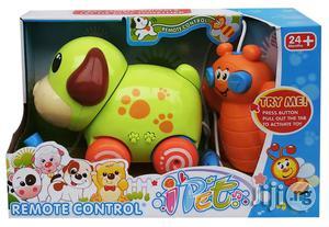 Mini Plastic Sheep Toys Remote Control Toy Pet Toy   Toys for sale in Lagos State, Amuwo-Odofin