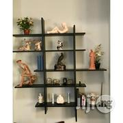 Storm Five Level Asymetric Wall Shelf (Reference: Fx166b) | Furniture for sale in Lagos State, Agege