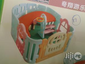 Kids Play Pen With an Inside Slide   Toys for sale in Lagos State, Ikeja
