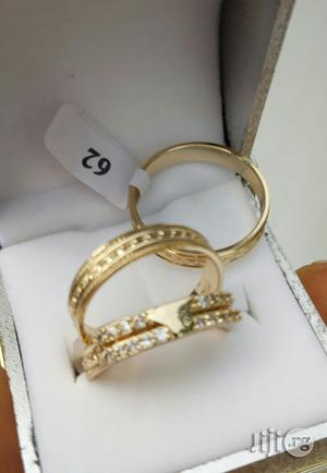 Romania Gold Wedding Rings | Wedding Wear & Accessories for sale in Lagos State, Ikeja