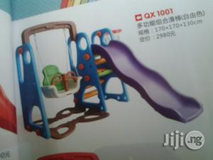 Kids Playground Slide And Swing For Sale | Toys for sale in Lagos State, Ikeja