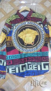 Quality Versace Shirt For Men | Clothing for sale in Lagos State, Surulere