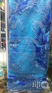 Fancy Style French Tulle Lace Fabric | Clothing for sale in Lagos State, Surulere