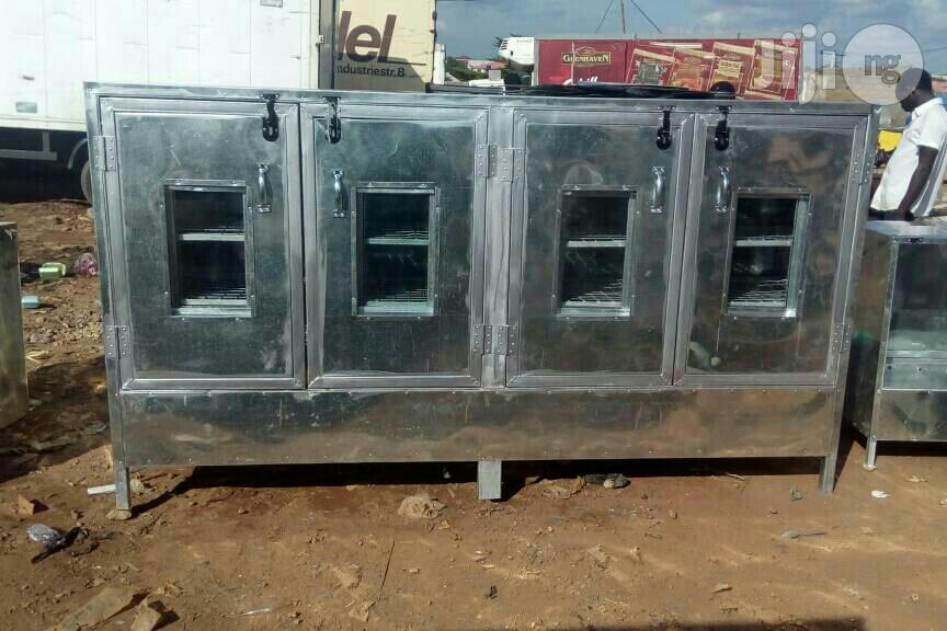 Three Layers Local Baking Oven | Industrial Ovens for sale in Gwarinpa, Abuja (FCT) State, Nigeria