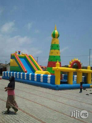Kiddies Playground Bouncing Castle Available For Sale   Toys for sale in Lagos State, Ikeja