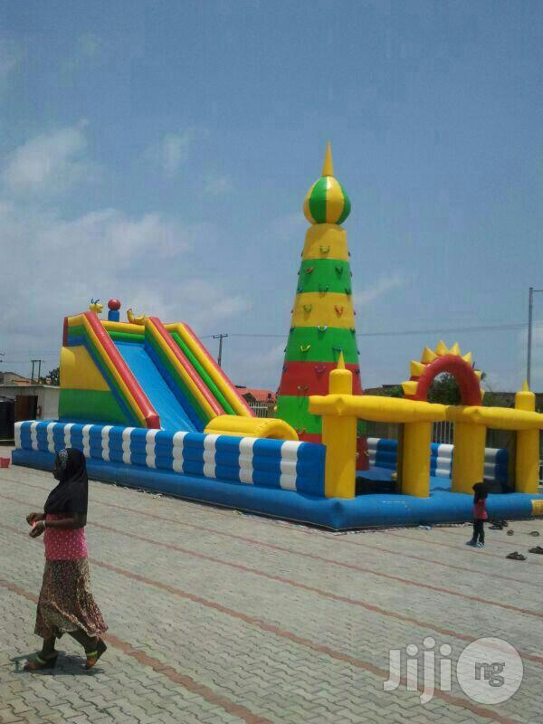 Kiddies Playground Bouncing Castle Available For Sale