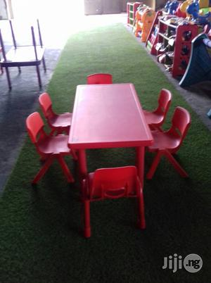 Children School Chairs And Tables For Sale   Children's Furniture for sale in Lagos State, Ikeja