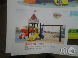 Playground House With Slide And Double Swing For Sale | Toys for sale in Lagos State, Ikeja