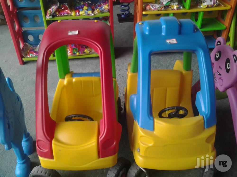 Children Playground Toy Car Available For Purchase