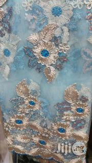 Swiss French Tulle Lace Fabric | Clothing for sale in Lagos State