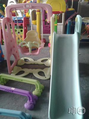 Playground Swing With Slide On Mendels Store For Sale | Toys for sale in Lagos State, Ikeja