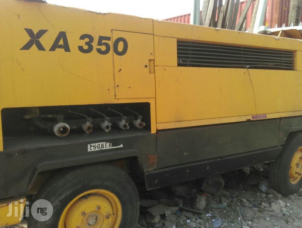 Tokunbo Atlas Copco Air Compressor | Vehicle Parts & Accessories for sale in Apapa, Lagos State, Nigeria