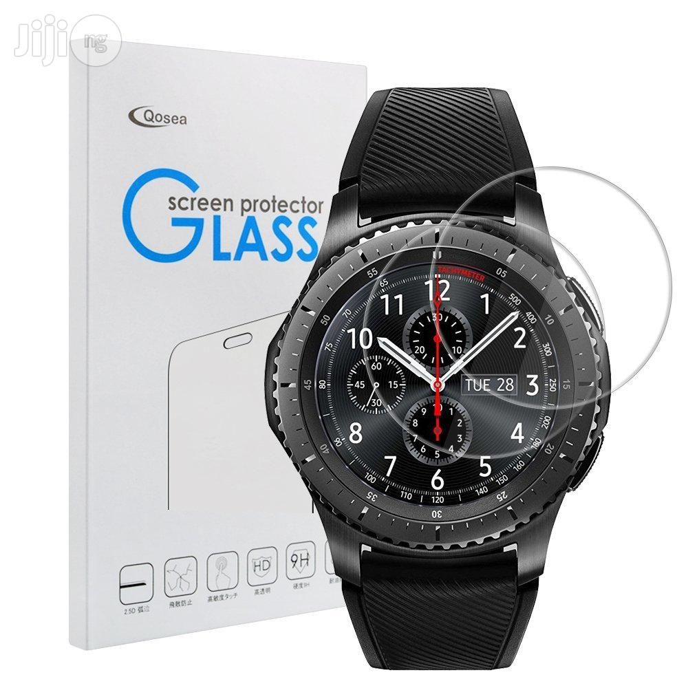 Samsung Gear S3 Classic / Frontier Screen Protector .
