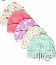 Gerber 5 Piece Infant Caps | Children's Clothing for sale in Lagos State, Ikeja