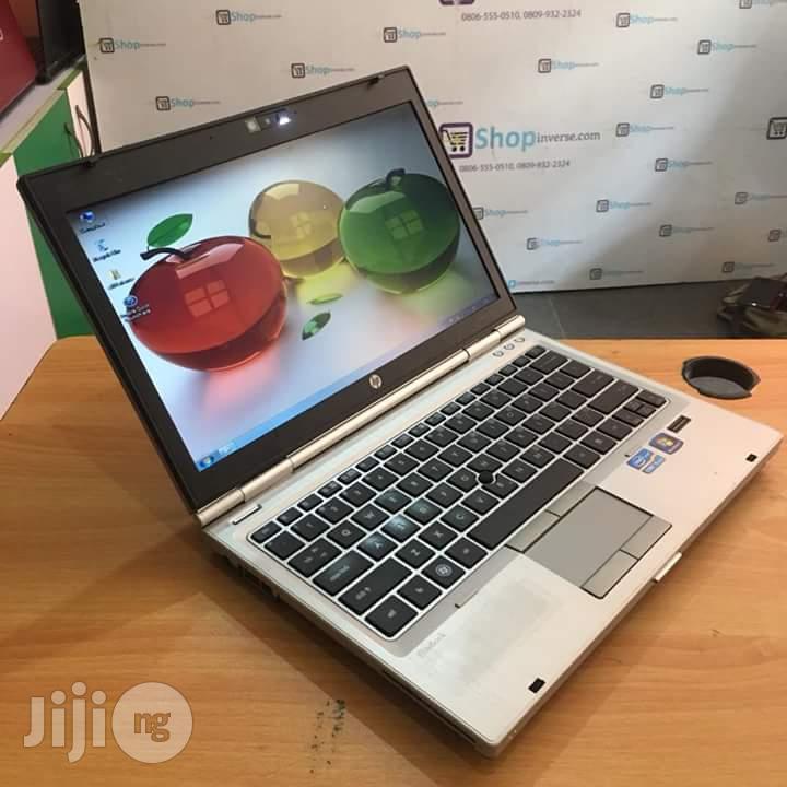 Archive: Laptop HP EliteBook 8460P 4GB Intel Core I5 500GB