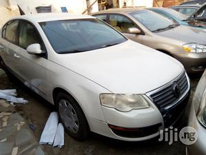 Volkswagen Passat 2007 White   Cars for sale in Lagos State, Ikeja