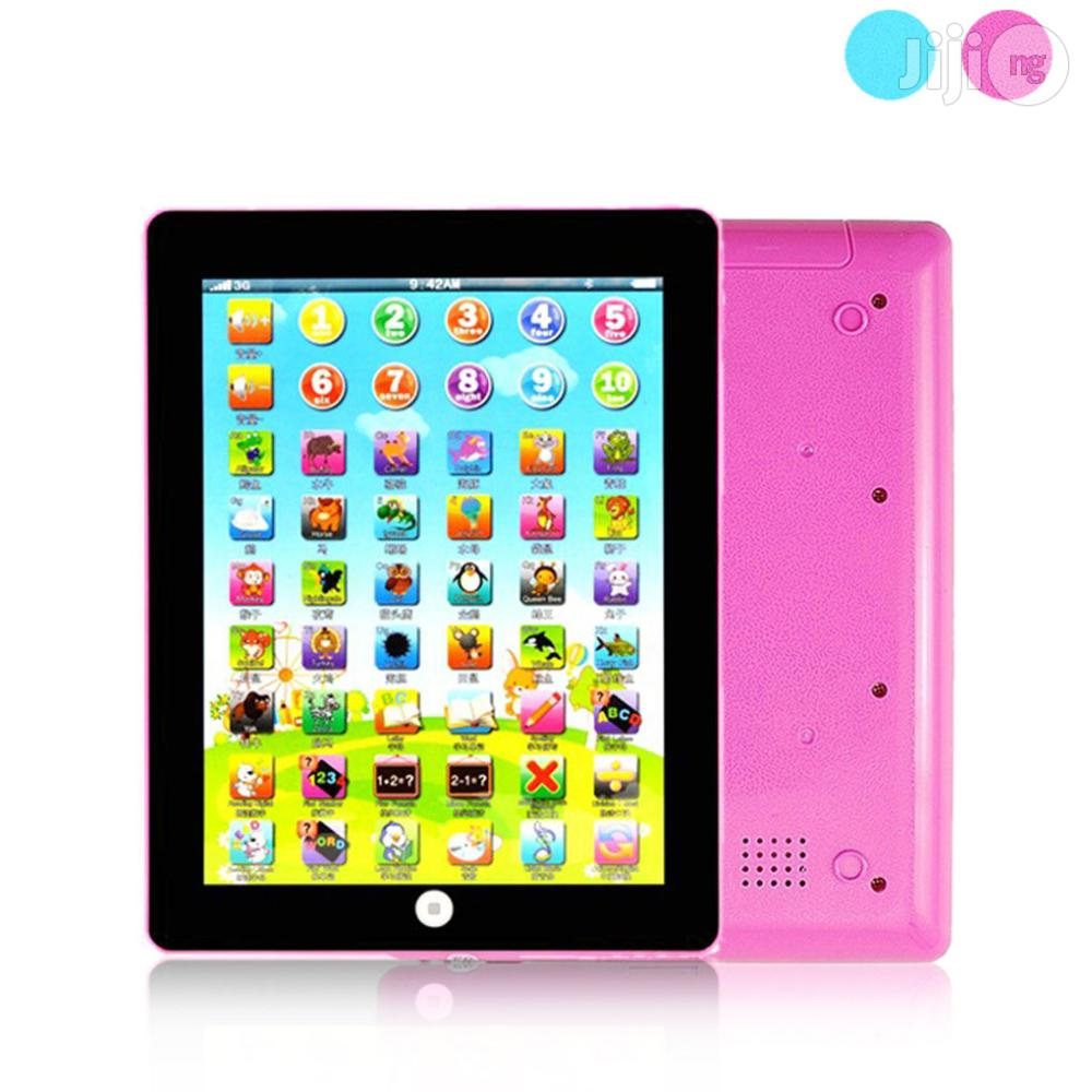 Kids Tablet Educational Learning Toy