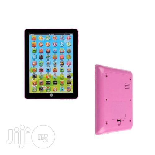 Kids Tablet Educational Learning Toy   Toys for sale in Lekki, Lagos State, Nigeria