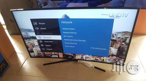 Samsung Smart Curved 55 Inches UHD 4K TV   TV & DVD Equipment for sale in Lagos State, Ojo