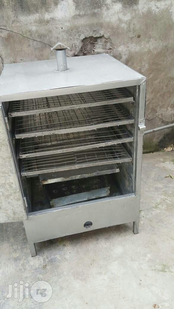 Fish Smoking Kiln Drying   Farm Machinery & Equipment for sale in Ifako-Ijaiye, Lagos State, Nigeria