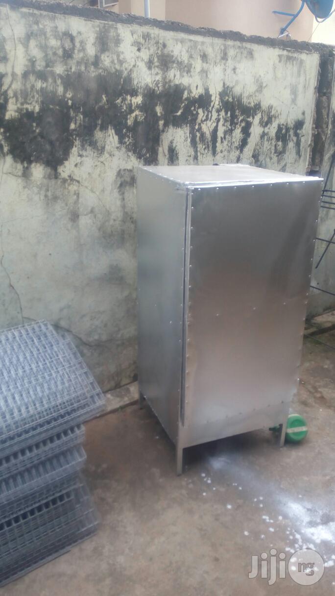 Cat Fish Smoking Kiln Drier   Farm Machinery & Equipment for sale in Ifako-Ijaiye, Lagos State, Nigeria