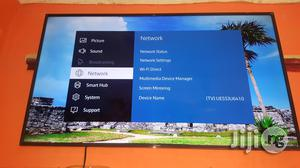 55 Inches Samsung Smart UHD 4K UE55JU6410 | TV & DVD Equipment for sale in Lagos State, Ojo