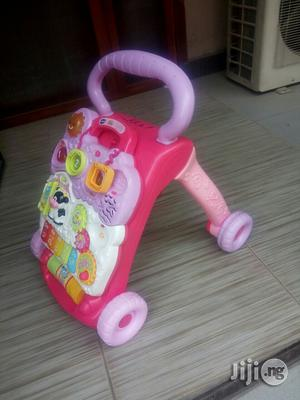 Tokunbo Uk Used Vtech Baby Learning Walker | Children's Gear & Safety for sale in Lagos State, Ikeja