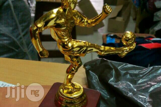 Archive: Best Player Award