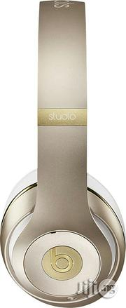 Beats By Dr. Dre - Beats Studio 2 Wireless Over-ear Headphones - Gold | Headphones for sale in Lagos State