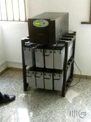 Pure Sine Wave Inverter Sales & Installations | Building & Trades Services for sale in Lagos State, Lekki
