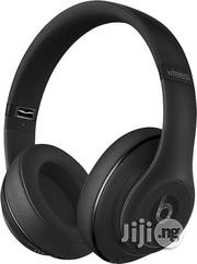 Beats By Dr. Dre - Beats Studio 2 Wireless Over-ear Headphones Black | Headphones for sale in Lagos State