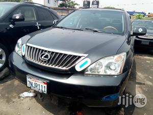Lexus RX 2009 350 XE 4x4 Gray | Cars for sale in Lagos State, Apapa