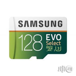 Samsung 128GB Microsd EVO Select Memory Card   Accessories for Mobile Phones & Tablets for sale in Lagos State, Lagos Island (Eko)