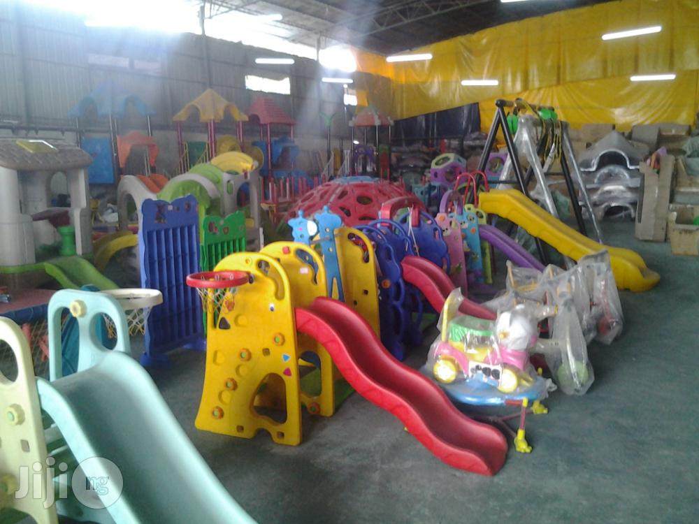 Slides Playground Toys And Kids Toy Accessories