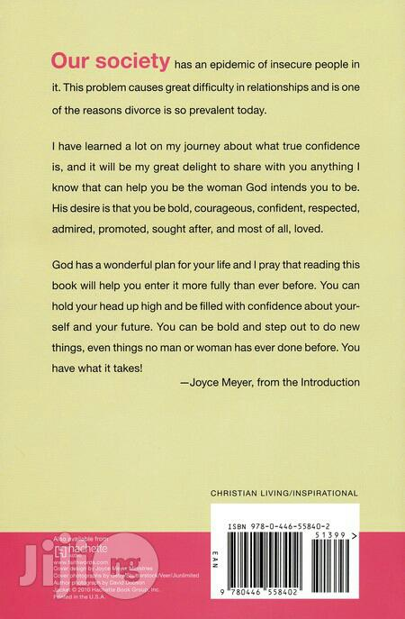 The Confident Woman By: Joyce Meyer   Books & Games for sale in Lagos State, Nigeria