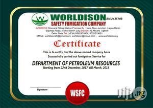 Worldison International | Cleaning Services for sale in Delta State, Warri