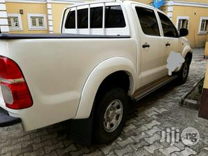 Toyota Hilux 2013 White | Cars for sale in Rivers State, Port-Harcourt