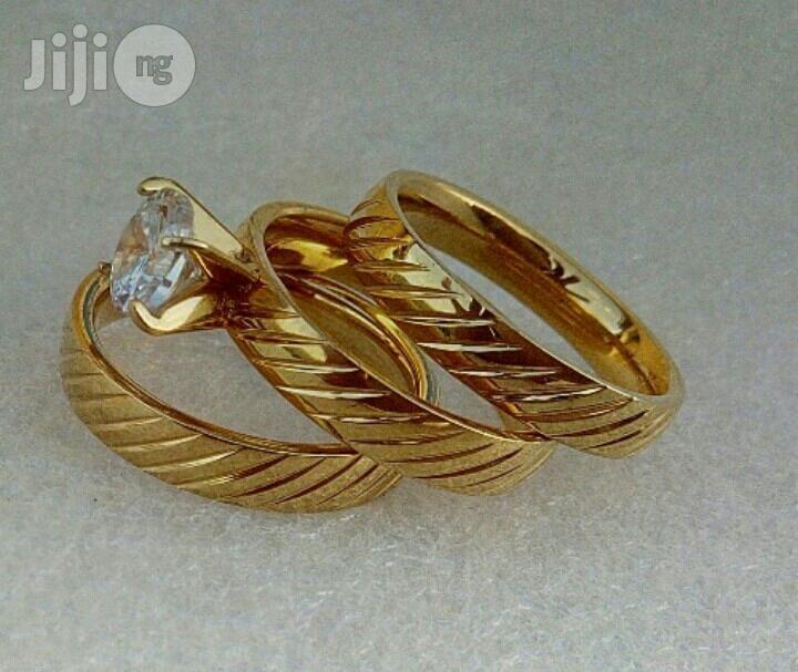 Classic Gold Wedding Ring