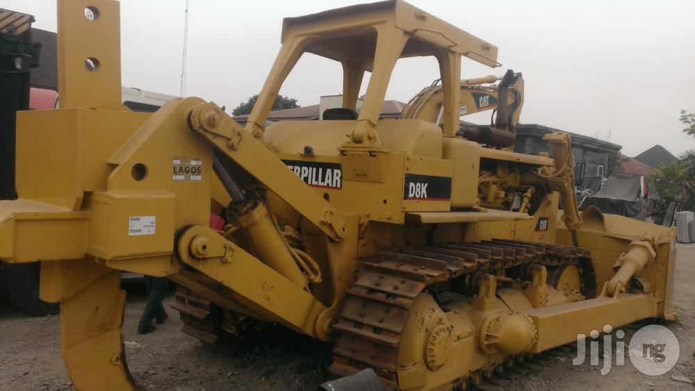 Tokunbo D8K Bulldozer Caterpillar 1998
